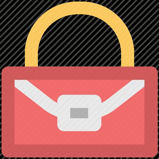 Bag, hand bag, ladies purse, purse, shoulder bag icon - Download on Iconfinder