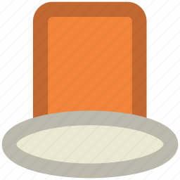 hat, magic hat, magic top hat, magician cap, magician hat icon