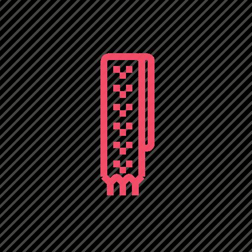 clothes, cravat, neck, scarf, style, warm icon