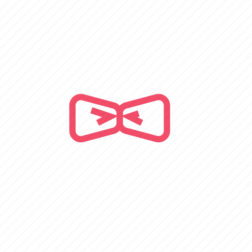 bow, butterfly, clothes, fashion, ribbon, tie icon