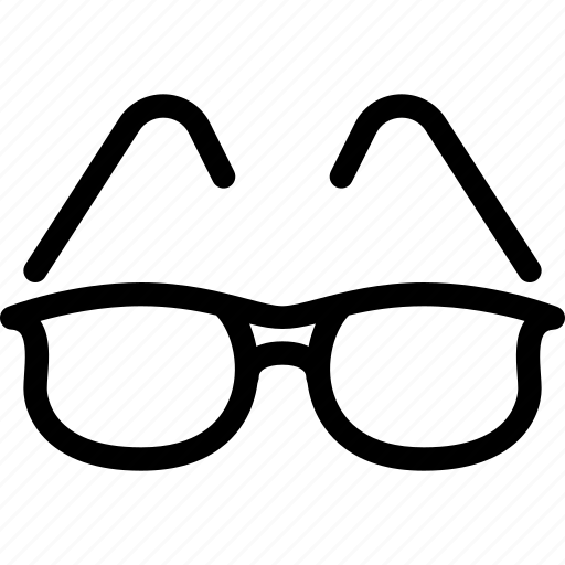 glases, glasses, spectacles, sunglasses, view icon