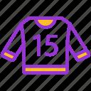 cloth, player, shirt, sports, tshirt icon