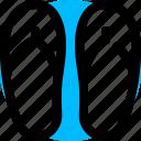 sandals, flipflops, footwear, slippers