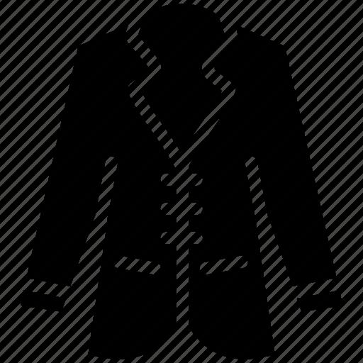 Coat, fashion, garment, jacket, winter icon - Download on Iconfinder