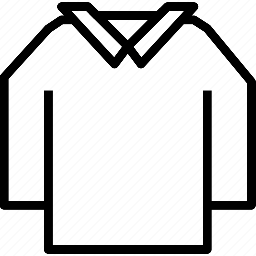 accessories, clothe, clothing, dress, shirt icon