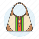 accessory, bags, beige, clothes, designer, handbag, purse, small icon