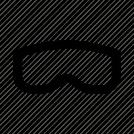 glasses, snowboarding, specs, sport, sportswear icon