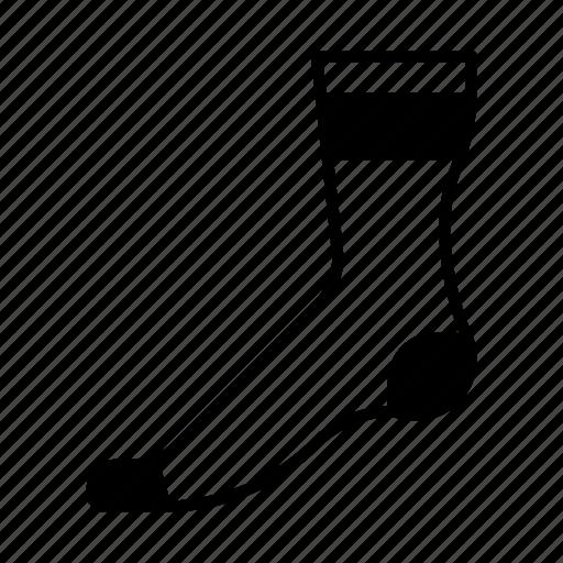 christmas, clothing, fashion, foot, sock, socks icon