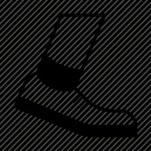 clothes, footwear, leg, walking icon
