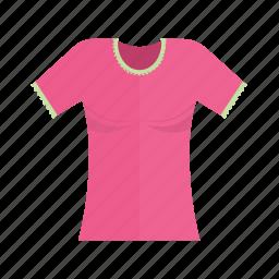 design, fashion, female, ladies, shirt, tshirt, woman icon