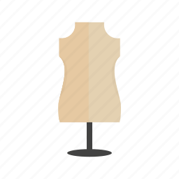cloth, clothing, dress, fashion, hanger, holder, wooden icon