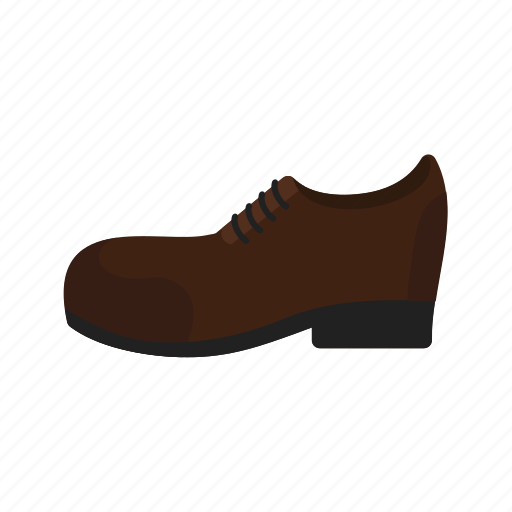 boots, design, fashion, hiking, leather, men, shoe icon