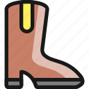 footwear, boots, cowboy