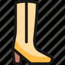 footwear, boots, female