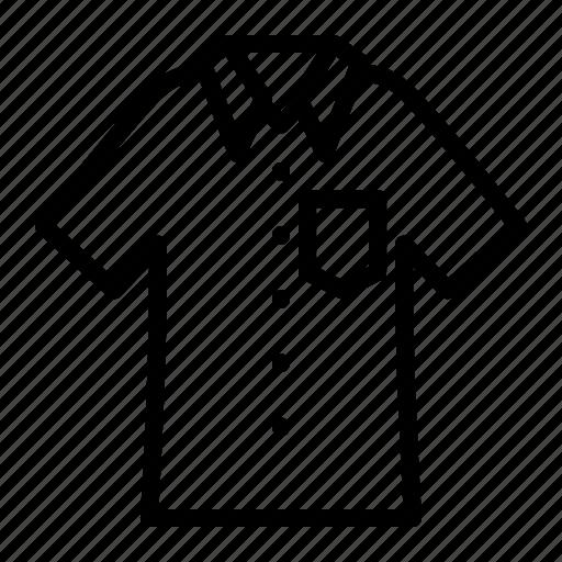 apparel, clothes, clothing, fashion, polo, shirt, wear icon