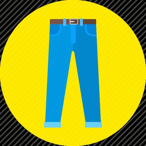 boy, jeans, man, trousers icon