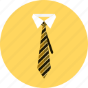 accessories, business, collar, neckband, tie icon