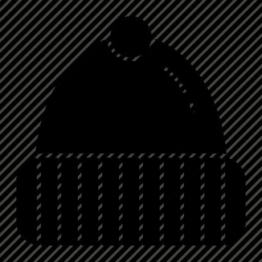 beanie, cap, clothes, cold, fashion, hat, winter icon