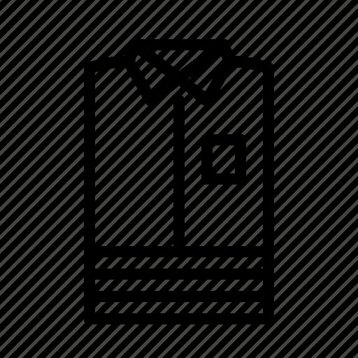 clothing, shirt, shirts, stack icon