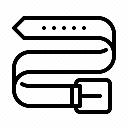 Belt, clothing, pants icon - Download on Iconfinder
