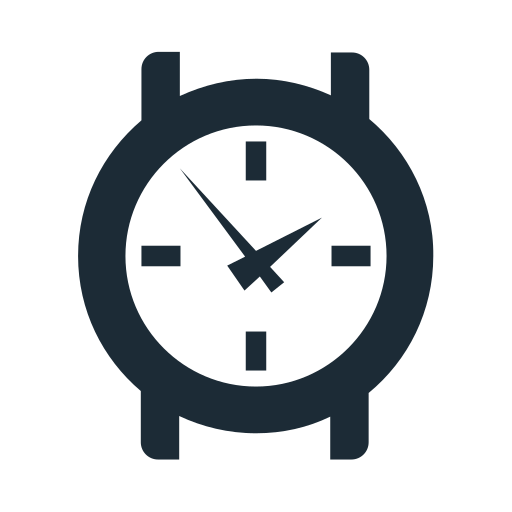 accesories, clock, clothes, time, watch icon