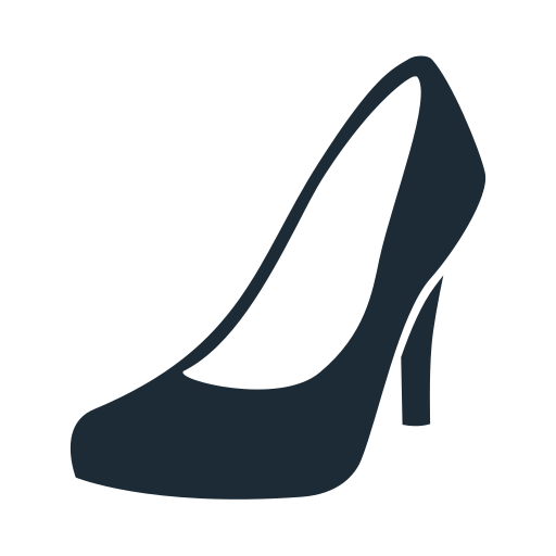 boot, clothes, footwhear, high heeled, lady icon