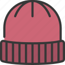 beanie, hat, fashion, style, attire