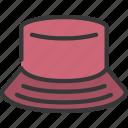 bucket, hat, fashion, style, attire