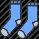 socks, fashion, style, attire, sock