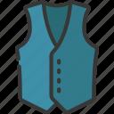 waistcoat, fashion, style, attire, suit