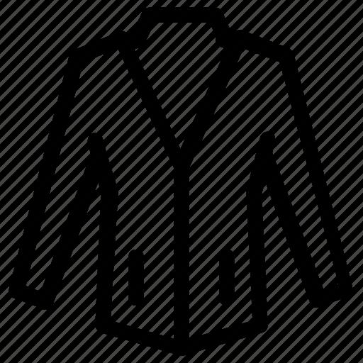 blazer, clothes icon