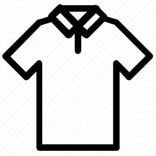 clothes, t shirt icon