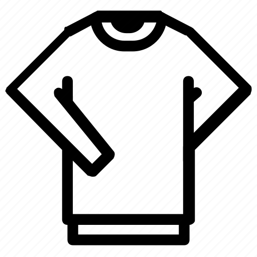 clothes, jumper icon
