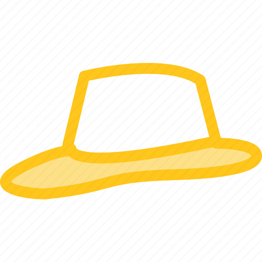 clothes, clothing, cowboy, dress, fashion, hat icon