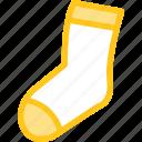 clothes, clothing, dress, fashion, socks