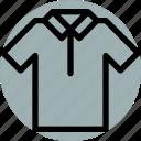 cloth, clothing, dress, female, male, polo shirt, shirt