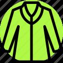 cloth, clothing, coat, dress, female, jacket, male icon