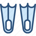 clothes, clothing, dress, fashion, flipper icon