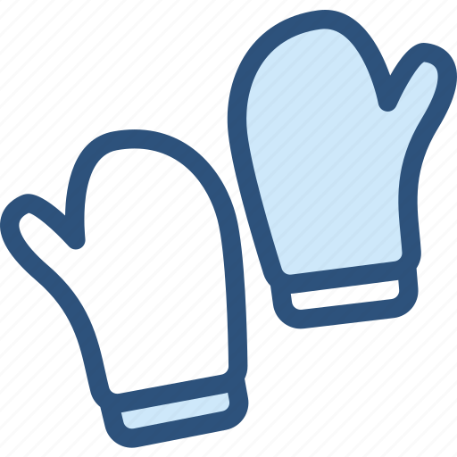 clothes, clothing, dress, fashion, gloves icon
