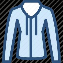 clothes, clothing, dress, fashion, sweatshirt icon