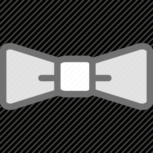 bow, clothes, clothing, dress, fashion, tie icon