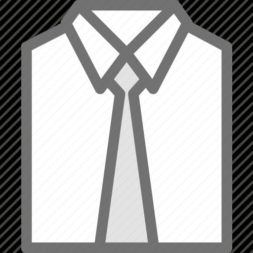 accesories, clothes, clothing, dress, fashion, men, suit icon