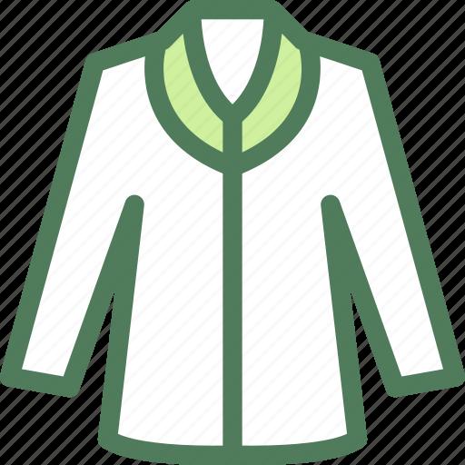 clothes, clothing, dress, fashion, jacket icon