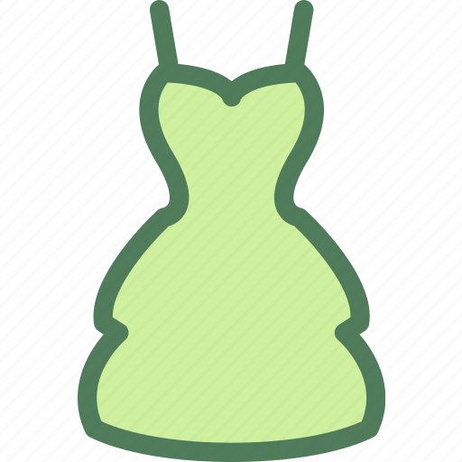 clothes, clothing, dress, fashion, party icon