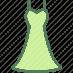 clothes, clothing, dress, fashion, women icon