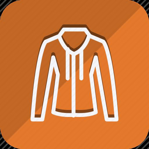 clothes, clothing, dress, fashion, man, sweatshirt, woman icon