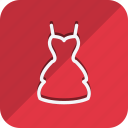 clothes, clothing, dress, fashion, female dress, man, woman icon
