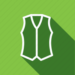 bag, clothes, clothing, fashion, man, waistcoat, woman icon