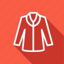 bag, clothes, clothing, coat, fashion, man, woman icon