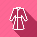 bag, clothes, clothing, fashion, man, nightdress, woman icon